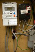 Modern digital electricity meter
