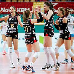 20160505: SLO, Volleyball - 1. DOL, Women, Nova KBM Branik vs Calcit Ljubljana
