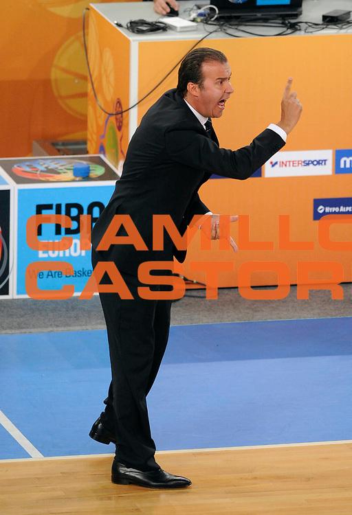 DESCRIZIONE : Lubiana Ljubliana Slovenia Eurobasket Men 2013 Finale Settimo Ottavo Posto Serbia Italia Final for 7th to 8th place Serbia Italy<br /> GIOCATORE : Simone Pianigiani<br /> CATEGORIA : ritratto portrait<br /> SQUADRA : Italia Italy<br /> EVENTO : Eurobasket Men 2013<br /> GARA : Serbia Italia Serbia Italy<br /> DATA : 21/09/2013 <br /> SPORT : Pallacanestro <br /> AUTORE : Agenzia Ciamillo-Castoria/N.Parausic<br /> Galleria : Eurobasket Men 2013<br /> Fotonotizia : Lubiana Ljubliana Slovenia Eurobasket Men 2013 Finale Settimo Ottavo Posto Serbia Italia Final for 7th to 8th place Serbia Italy<br /> Predefinita :