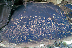Newspaper Rock State Historic Park.