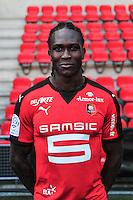 Habib Habibou - 15.09.2015 - Photo officielle Rennes - Ligue 1 2015/2016<br /> Photo : Philippe Le Brech / Icon Sport