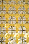 Bas-relief tiles