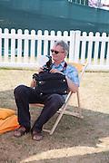 MARTIN PARR, Veuve Clicquot Gold Cup, Cowdray Park, Midhurst. 21 July 2013