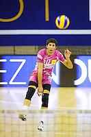 Nicolas Mendez - 20.12.2014 - Paris Volley / Sete - 12eme journee de Ligue A<br /> Photo : Andre Ferreira / Icon Sport