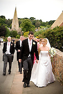 Lucy Le Poidevin and James Lynch wedding