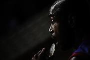 Timothy Bowers<br /> Eurotrend Assistenza Pallacanestro Biella - Universo Basket De Longhi Treviso<br /> LNP Supercoppa 2017 Old Wild West<br /> Trieste, 22/09/2017<br /> Foto M.Ceretti / Ciamillo - Castoria