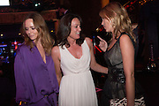 STELLA MCCARTNEY; TRISHA SIMONON; KATE MOSS, The Hoping Foundation  'Rock On' benefit evening for Palestinian refugee children.  Cafe de Paris, Leicester Sq. London. 20 June 2013