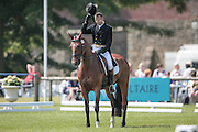 CAMBLIN HILL ridden by Simon Vatcher at Bramham International Horse Trials 2016 at Bramham Park, Bramham, United Kingdom on 9 June 2016. Photo by Mark P Doherty.