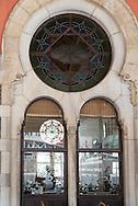 Turkey. Istambul. Sirkesi district , Orient Express railway station  / quartier de Sirkesi gare de l'Orient Express