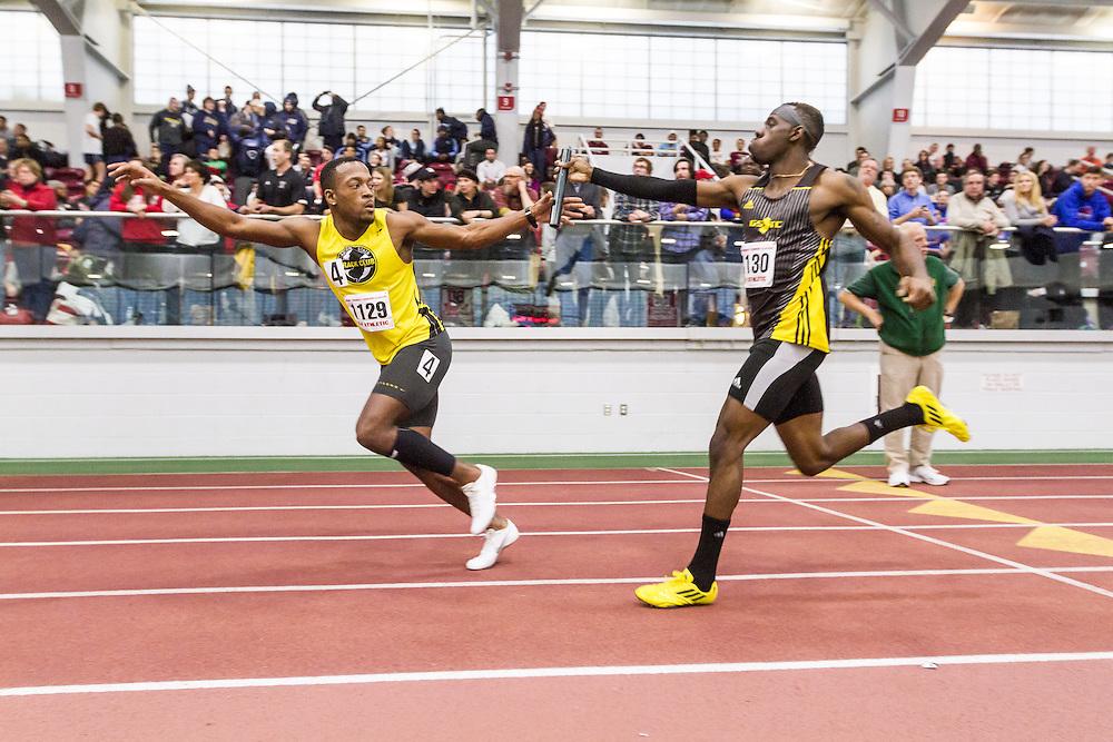 Boston University John Terrier Classic Indoor Track & Field: 4x400 relay, GSTC