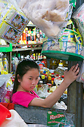 Phnom Penh, Cambodia. Central Market.
