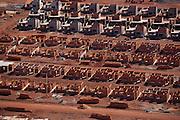 Cuiaba_MT, Brasil...Imagem aerea de conjuntos habitacionais em Cuiaba, Mato Grosso...Aerial view of housing state in Cuiaba, Mato Grosso...Foto: LEO DRUMMOND / NITRO
