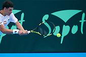 20180408 Davis Cup Tie @ Sopot