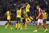 Nottingham Forest v Arsenal 200916