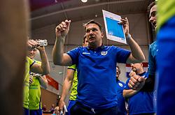 20-05-2018 NED: Netherlands - Slovenia, Doetinchem<br /> First match Golden European League / Coach Slovenia