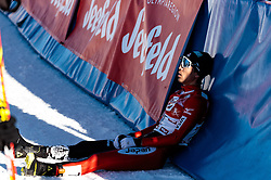 29.01.2017, Casino Arena, Seefeld, AUT, FIS Weltcup Nordische Kombination, Seefeld Triple, Langlauf, im Bild Akito Watabe (JPN) // Akito Watabe of Japan reacts after Cross Country Gundersen Race of the FIS Nordic Combined World Cup Seefeld Triple at the Casino Arena in Seefeld, Austria on 2017/01/29. EXPA Pictures © 2017, PhotoCredit: EXPA/ JFK