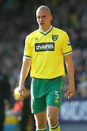 Picture by Paul Chesterton/Focus Images Ltd.  07904 640267.19/11/11.Steve Morison of Norwich during the Barclays Premier League match at Carrow Road stadium, Norwich.