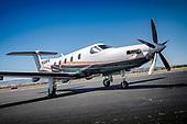 2003 Pilatus PC-12/45 N124PS