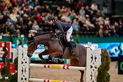 SCHMIDT Laureen (GER), Heaven<br /> Leipzig - Partner Pferd 2019<br /> Finale Eggersmann Junior Cup<br /> 17. Januar 2019<br /> © www.sportfotos-lafrentz.de/Stefan Lafrentz