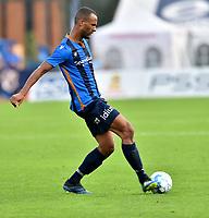 Fotball , 31. august 2019 , Eliteserien , Stabæk - Strømsgodset 2-1 , <br /> <br /> Yaw Amankwah  , Stabæk