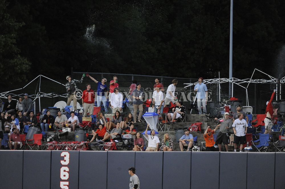 Ole Miss vs. Central Arkansas in college baseball action on Tuesday, April 21, 2015.