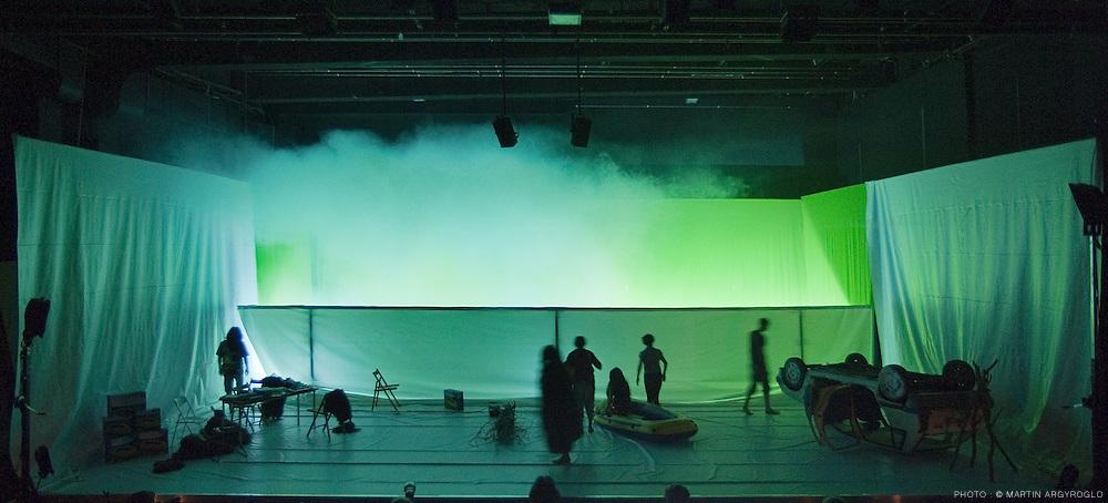 Big Bang / Philippe Quesne - Vivarium Studio / Berlin 1 juillet 2010