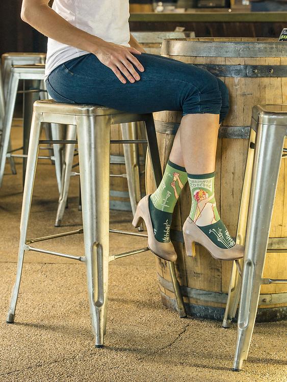 Footwear apparel shoot in Santa Cruz, CA | Socksmith