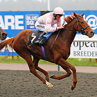 Sky Crystal and William Buick winning the 2.00 race