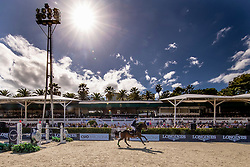 Ekberg Jonna, SWE, Univers du Vinnebus<br /> Longines FEI Jumping Nations Cup™ Final<br /> Barcelona 20128<br /> © Hippo Foto - Dirk Caremans<br /> 07/10/2018