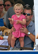 Mia Tindall Takes Centre Stage At Gatcombe