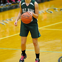 01.12.2011 Holy Name at Elyria Catholic Girls Varsity Basketball