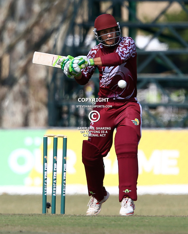 Pietermaritzburg, SOUTH AFRICA 4 September 2016 - Janneman Malan of the North West during the African Cup T20 game between Western Province and North West at the City Oval, Pietermaritzburg, South Africa. Photo by: Steve Haag/ Real Time Images