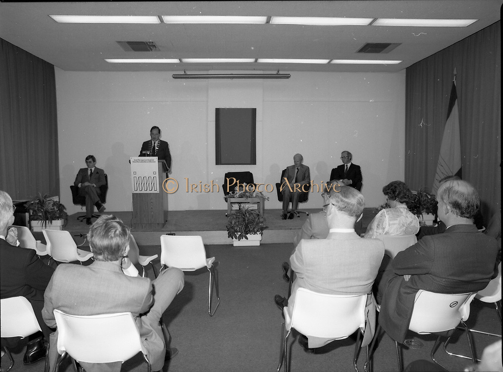 Conferring of fellowship on Mark Hely-Hutchinson, I.M.I.,<br /> 10th May 1984