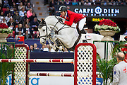 McLain Ward - Antares F<br /> Rolex FEI World Cup Final 2013<br /> &copy; DigiShots