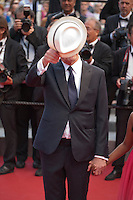 Director Jacques Audiard at the gala screening for the film Dheepan at the 68th Cannes Film Festival, Thursday May 21st 2015, Cannes, France.