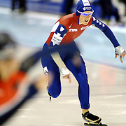 NLD/Heerenveen/20061112 - Essent ISU Wereldbeker Speed Skating, 3000 mtr ladies, Ireen Wust