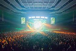 Motley Crue perform at The Bill Graham Civic Auditorium - 6/15/11