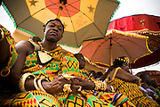 during celebrations held at the Independence Square in Accra, Ghana, on Tuesday Mar 6, 2007.