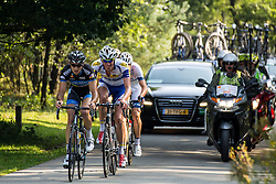 Rheden, The Netherlands - Dutch Food Valley Classic (UCI 1.1) - 23th August 2013 - 2nd group in pursuit of leaders