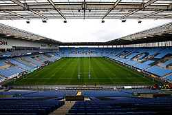 A general view of The Ricoh Arena, home of Wasps - Mandatory by-line: Robbie Stephenson/JMP - 08/09/2018 - RUGBY - Ricoh Arena - Coventry, England - Wasps v Exeter Chiefs - Gallagher Premiership
