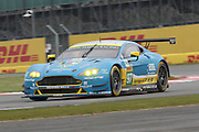 97 LMGTE Pro Aston Martin Racing / Aston martin Vantage V8 / Richie Stanaway / Fernando Rees / Jonny Adam during the FIA World Endurance Championship at Silverstone, Towcester, United Kingdom on 15 April 2016. Photo by Craig McAllister.