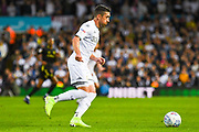 Leeds United midfielder Pablo Hernandez (19) during the EFL Sky Bet Championship match between Leeds United and Brentford at Elland Road, Leeds, England on 21 August 2019.