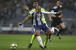 April 8, 2018 - Porto, Aveiro, Portugal - Porto's Algerian forward Yacine Brahimi during the Premier League 2017/18 match between FC Porto v CD Aves, at Dragao Stadium in Porto on April 8, 2018. (Credit Image: © Dpi/NurPhoto via ZUMA Press)