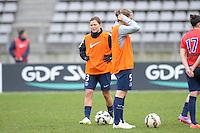 Laure Boulleau  - 20.12.2014 - PSG / Montpellier - 14eme journee de D1<br /> Photo : Andre Ferreira / Icon Sport