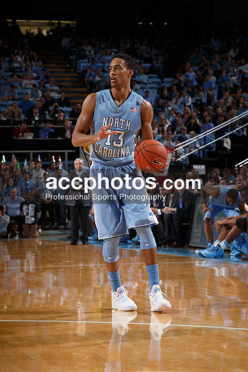 CHAPEL HILL, NC - DECEMBER 31: J.P. Tokoto #13 of the North Carolina Tar Heels plays the UNC Wilmington Seahawks on December 31, 2013 at the Dean E. Smith Center in Chapel Hill, North Carolina. North Carolina defeated UNC Wilmington 84-51. (Photo by Peyton Williams/UNC/Getty Images) *** Local Caption *** J.P. Tokoto