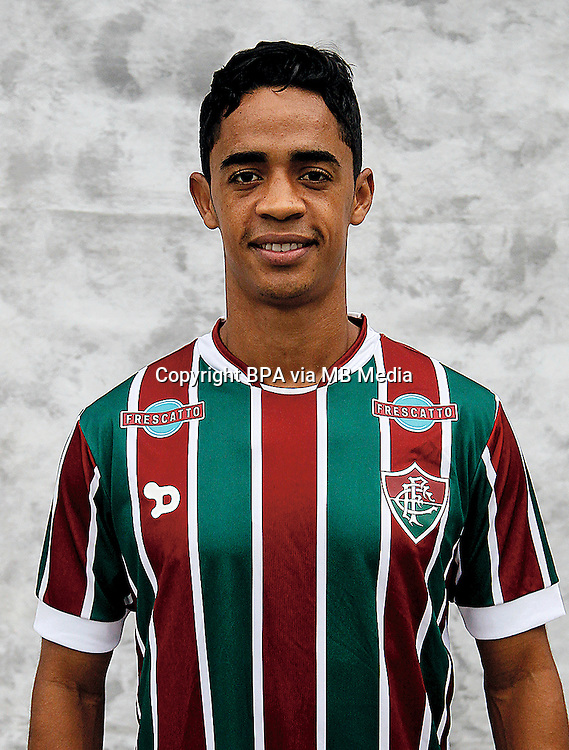 "Brazilian Football League Serie A / <br /> ( Fluminense Football Club ) - <br /> Felipe da Silva Amorim "" Felipe Amorim """