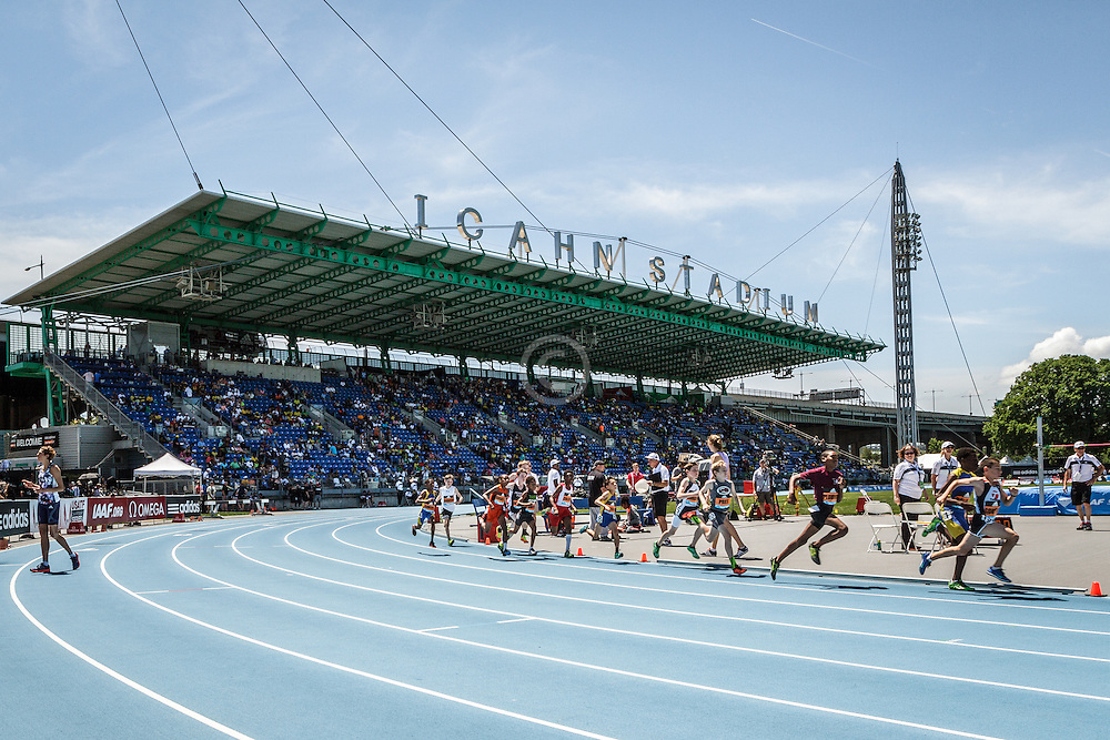 adidas Grand Prix Diamond League Track & Field: Boys Youth Mile,