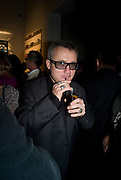 DAMIEN HIRST, Damien Hirst party to preview his exhibition at Sotheby's. New Bond St. London. 12 September 2008 *** Local Caption *** -DO NOT ARCHIVE-© Copyright Photograph by Dafydd Jones. 248 Clapham Rd. London SW9 0PZ. Tel 0207 820 0771. www.dafjones.com.