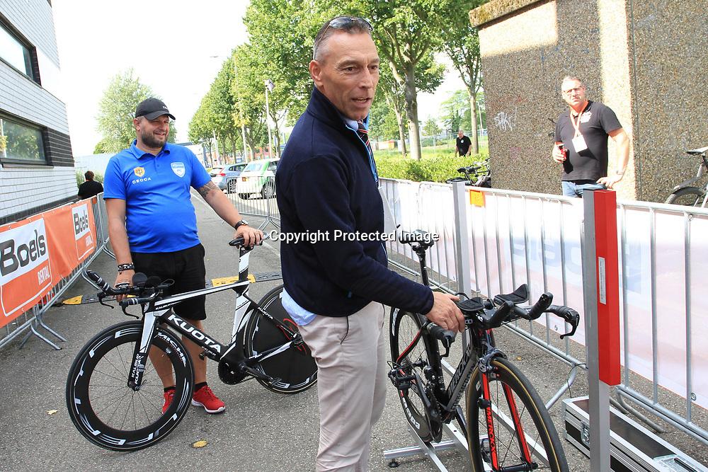 31-08-2017: Wielrennen: Boels Ladies Tour: Roosendaal: Erwin Kistemaker