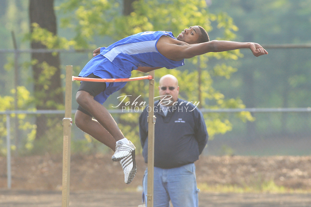 MCHS Track & Field .vs George Mason .4/30/2008..